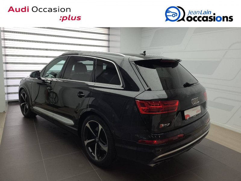Audi Q7 SQ7 V8 4.0 TDI Clean Diesel 435 Tiptronic 8 Quattro 5pl  5p  occasion à Cessy - photo n°7