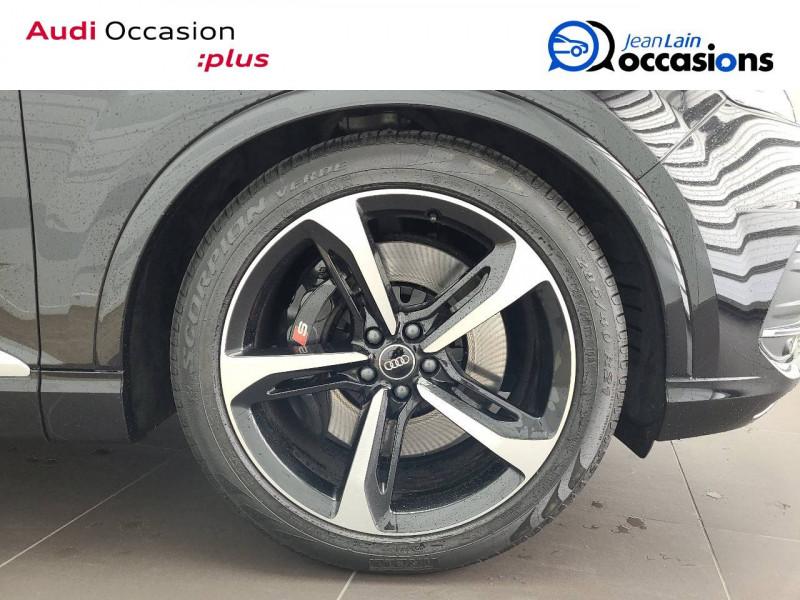 Audi Q7 SQ7 V8 4.0 TDI Clean Diesel 435 Tiptronic 8 Quattro 5pl  5p  occasion à Cessy - photo n°9