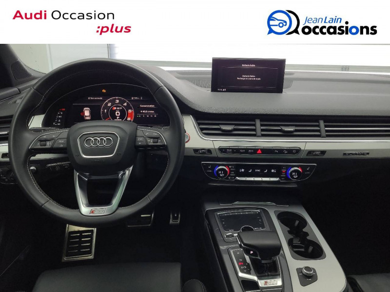 Audi Q7 SQ7 V8 4.0 TDI Clean Diesel 435 Tiptronic 8 Quattro 5pl  5p  occasion à Cessy - photo n°18