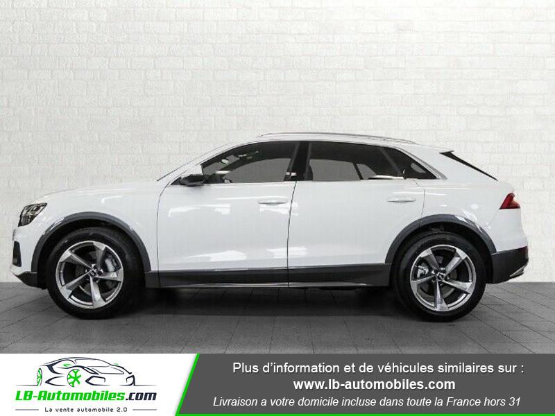 Audi Q8 50 TDI 286 Tiptronic 8 Quattro Blanc occasion à Beaupuy - photo n°13