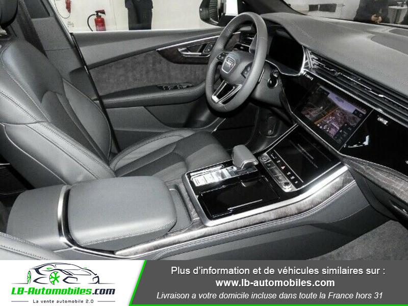 Audi Q8 50 TDI 286 Tiptronic 8 Quattro Blanc occasion à Beaupuy - photo n°4
