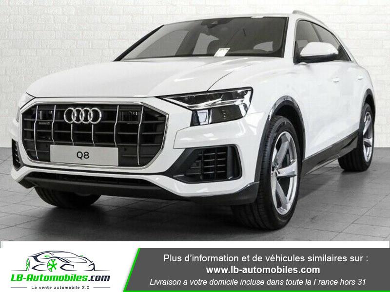Audi Q8 50 TDI 286 Tiptronic 8 Quattro Blanc occasion à Beaupuy