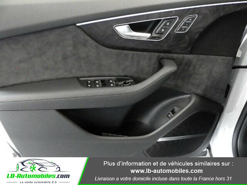 Audi Q8 50 TDI 286 Tiptronic 8 Quattro Blanc occasion à Beaupuy - photo n°7