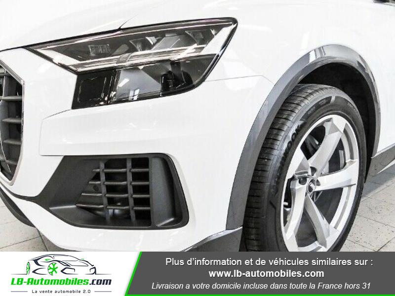 Audi Q8 50 TDI 286 Tiptronic 8 Quattro Blanc occasion à Beaupuy - photo n°11