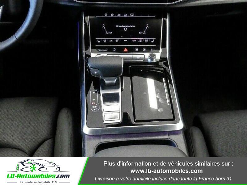Audi Q8 50 TDI 286 Tiptronic 8 Quattro Blanc occasion à Beaupuy - photo n°8