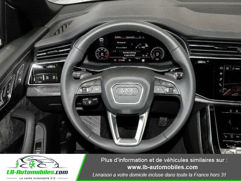Audi Q8 50 TDI 286 Tiptronic 8 Quattro Blanc occasion à Beaupuy - photo n°5