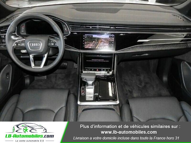 Audi Q8 50 TDI 286 Tiptronic 8 Quattro Blanc occasion à Beaupuy - photo n°2