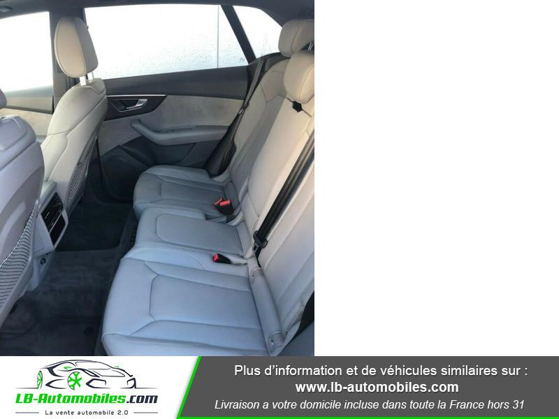Audi Q8 50 TDI 286 Tiptronic 8 Quattro Gris occasion à Beaupuy - photo n°5