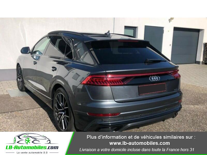 Audi Q8 50 TDI 286 Tiptronic 8 Quattro Gris occasion à Beaupuy - photo n°13
