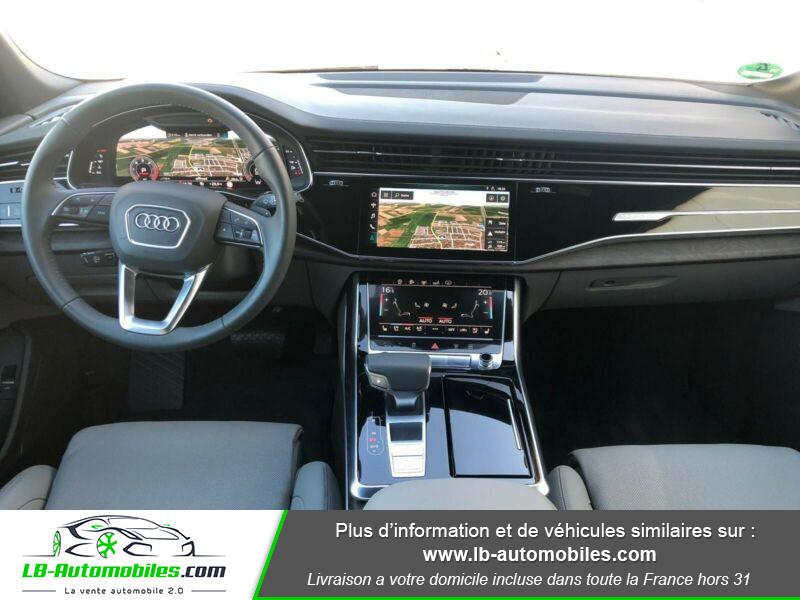 Audi Q8 50 TDI 286 Tiptronic 8 Quattro Gris occasion à Beaupuy - photo n°2