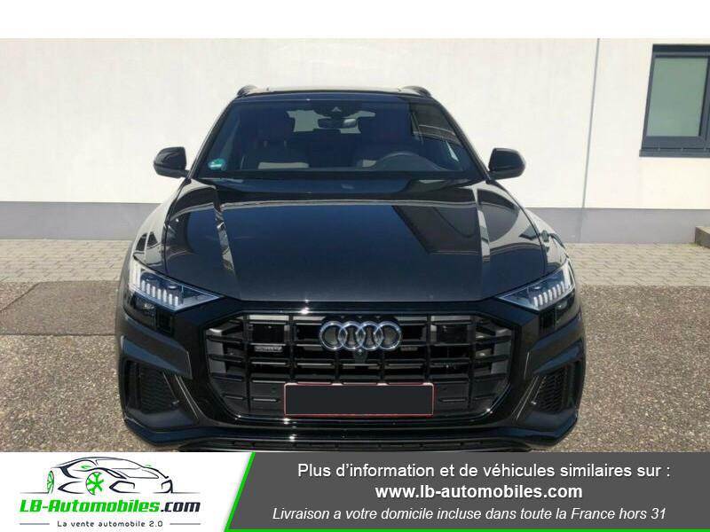 Audi Q8 50 TDI 286 Tiptronic 8 Quattro Gris occasion à Beaupuy - photo n°9