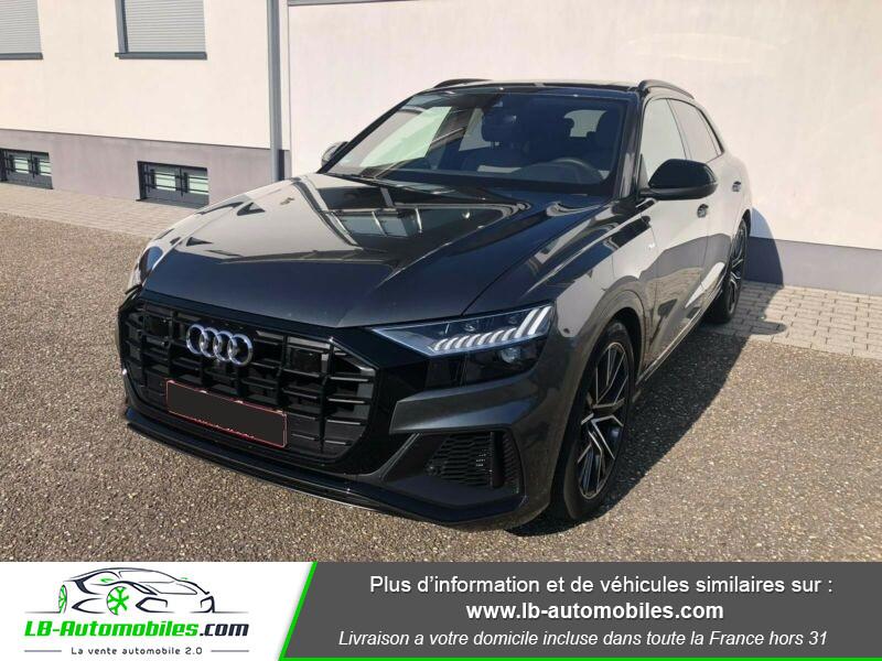 Audi Q8 50 TDI 286 Tiptronic 8 Quattro Gris occasion à Beaupuy