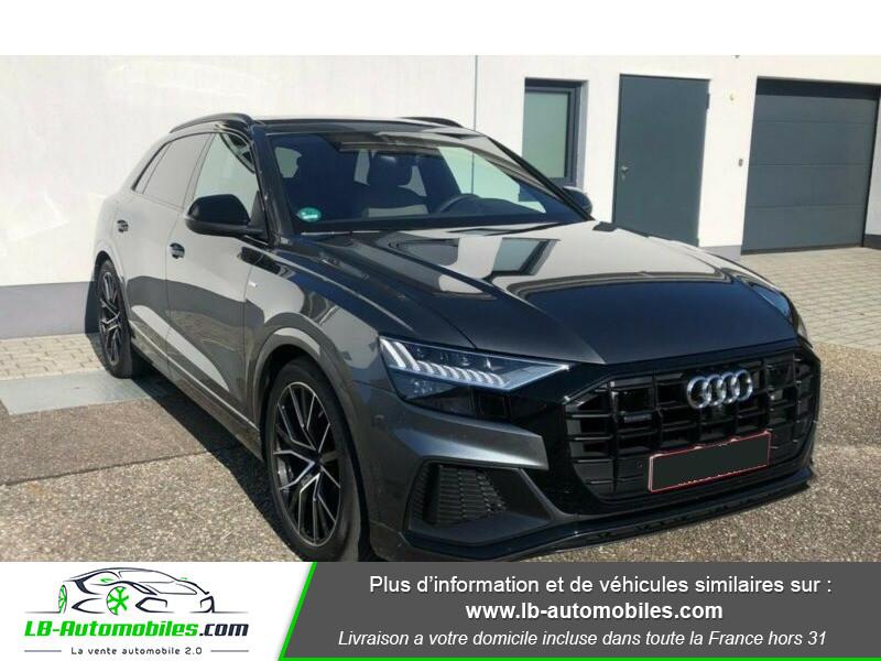 Audi Q8 50 TDI 286 Tiptronic 8 Quattro Gris occasion à Beaupuy - photo n°10