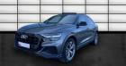Audi Q8 50 TDI 286ch S line quattro tiptronic 8 Gris à La Rochelle 17