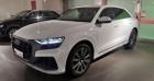 Audi Q8 50 TDI 286ch S line quattro tiptronic 8 Blanc à Paris 75