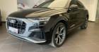 Audi Q8 50 TDI qu - 3 x ligne S MALUS INCLU Noir à Mudaison 34