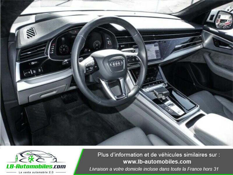 Audi Q8 50 TDI Blanc occasion à Beaupuy - photo n°10