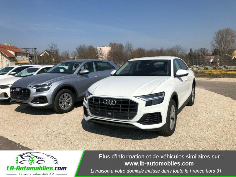 Audi Q8 50 TDI Noir occasion à Beaupuy - photo n°6