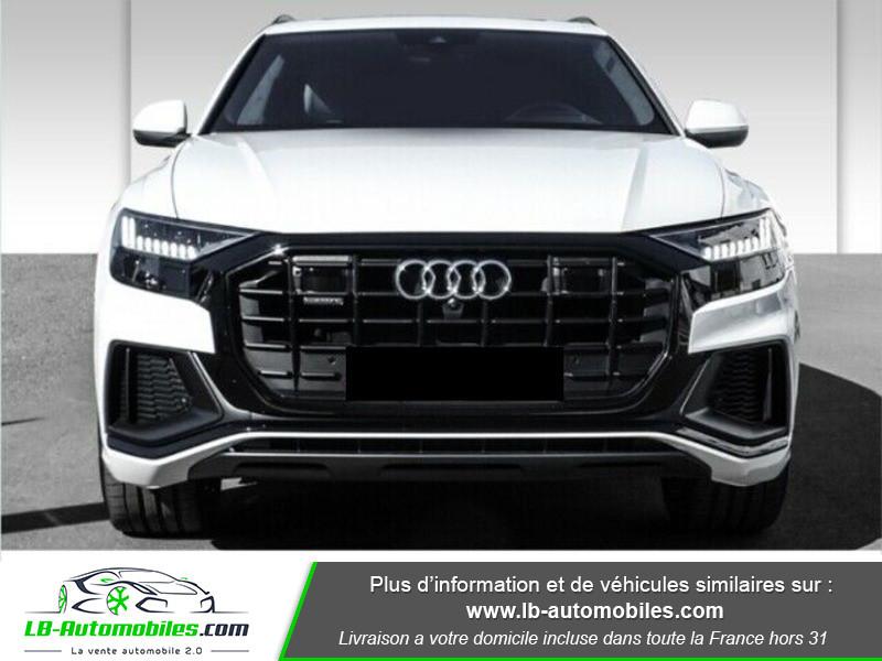 Audi Q8 50 TDI Blanc occasion à Beaupuy - photo n°4