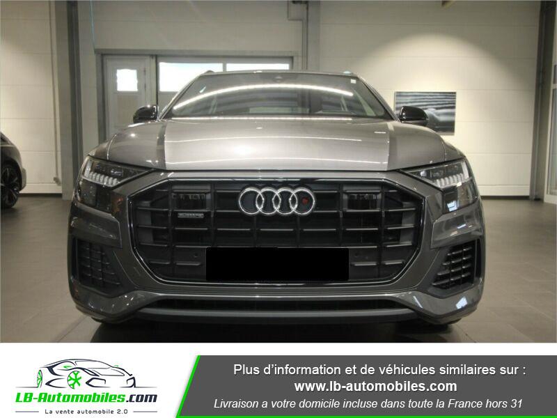 Audi Q8 50 TDI Gris occasion à Beaupuy - photo n°6