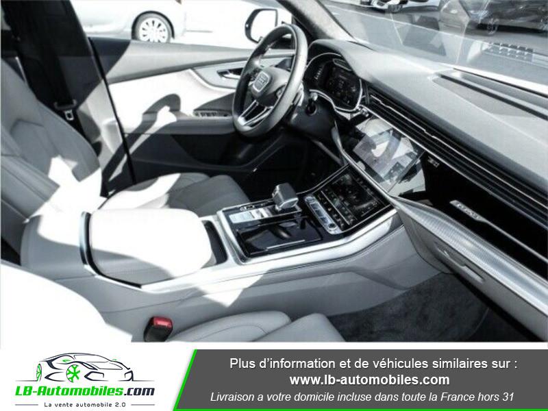 Audi Q8 50 TDI Blanc occasion à Beaupuy - photo n°9
