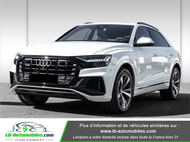 Audi Q8 50 TDI Blanc occasion à Beaupuy