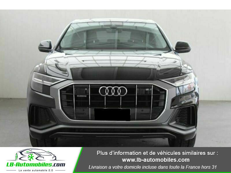 Audi Q8 50 TDI Noir occasion à Beaupuy - photo n°4