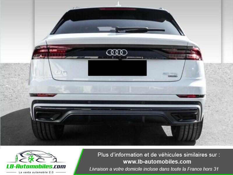 Audi Q8 50 TDI Blanc occasion à Beaupuy - photo n°6