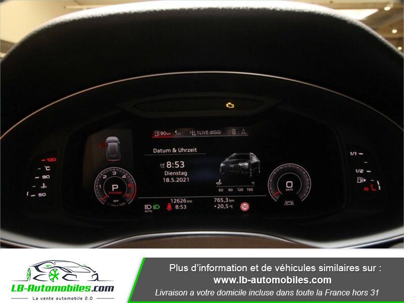Audi Q8 50 TDI Gris occasion à Beaupuy - photo n°10