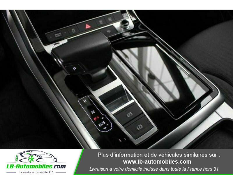 Audi Q8 50 TDI Noir occasion à Beaupuy - photo n°11