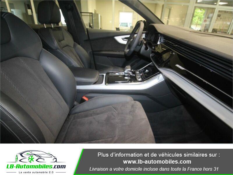 Audi Q8 50 TDI Gris occasion à Beaupuy - photo n°8