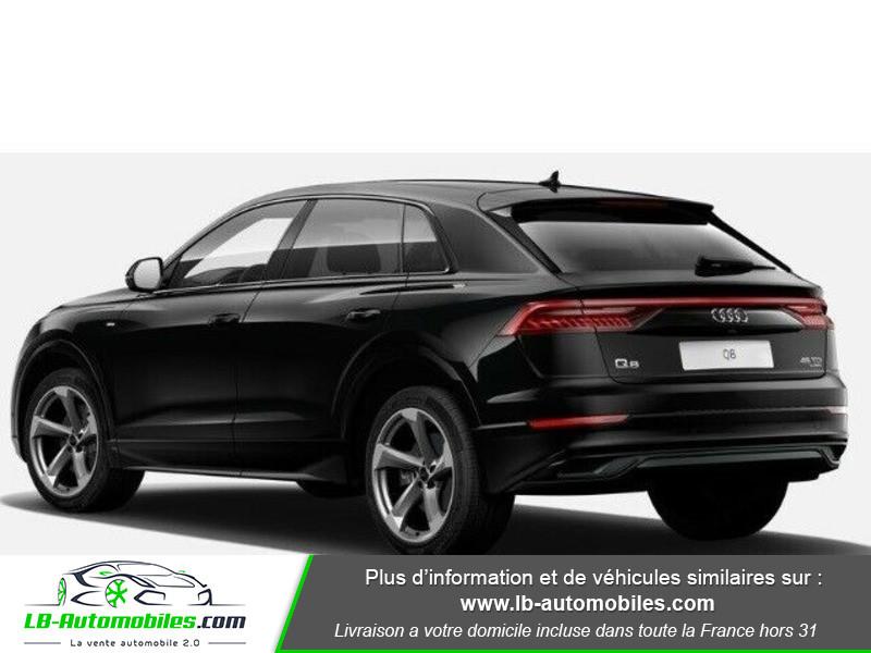 Audi Q8 50 TDI Noir occasion à Beaupuy - photo n°3