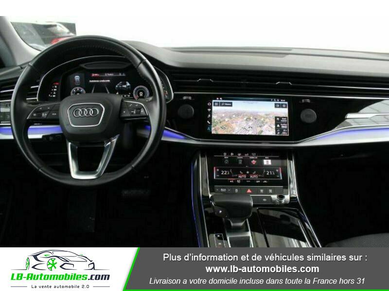 Audi Q8 50 TDI Noir occasion à Beaupuy - photo n°2