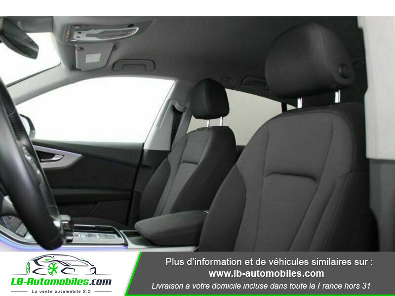 Audi Q8 50 TDI Noir occasion à Beaupuy - photo n°8