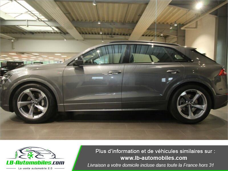 Audi Q8 50 TDI Gris occasion à Beaupuy - photo n°5