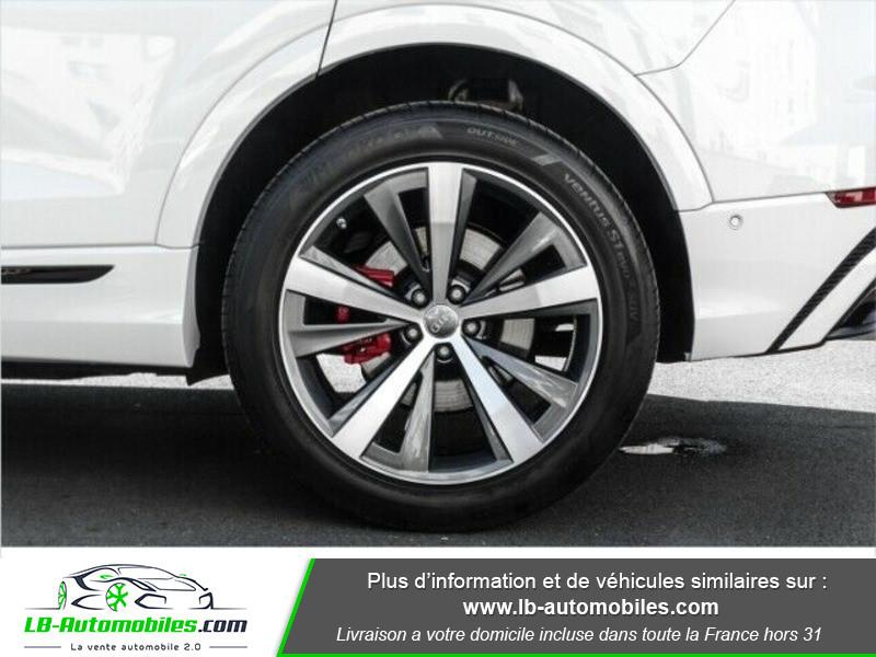 Audi Q8 50 TDI Blanc occasion à Beaupuy - photo n°8