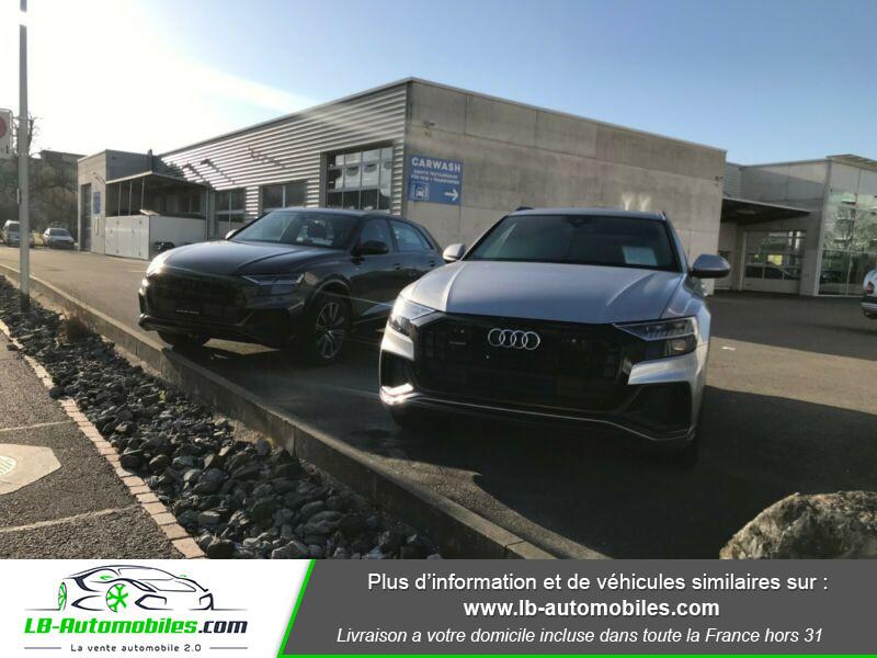 Audi Q8 50 TDI Noir occasion à Beaupuy - photo n°7