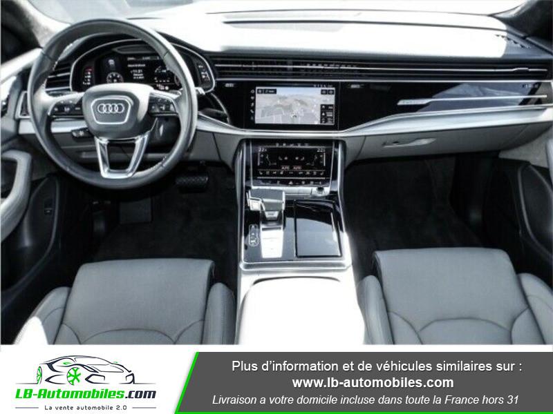 Audi Q8 50 TDI Blanc occasion à Beaupuy - photo n°2