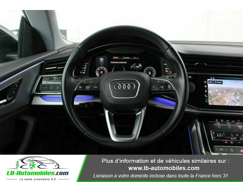 Audi Q8 50 TDI Noir occasion à Beaupuy - photo n°10