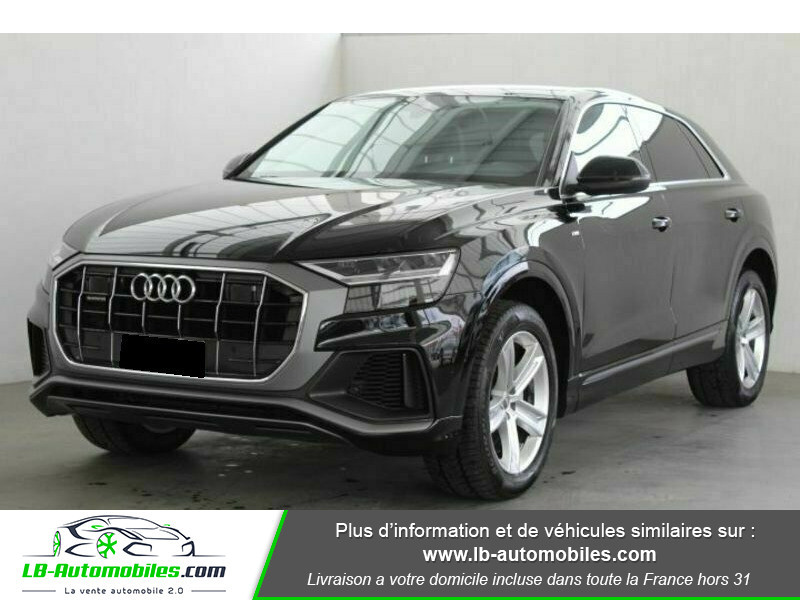 Audi Q8 50 TDI Noir occasion à Beaupuy