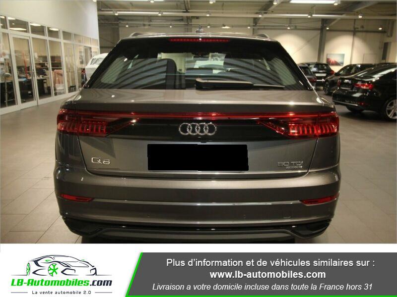 Audi Q8 50 TDI Gris occasion à Beaupuy - photo n°4