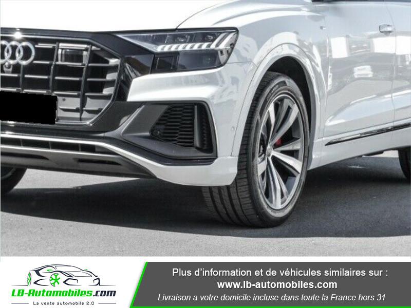 Audi Q8 50 TDI Blanc occasion à Beaupuy - photo n°7