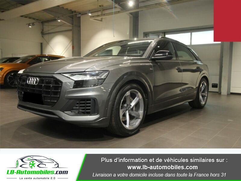 Audi Q8 50 TDI Gris occasion à Beaupuy