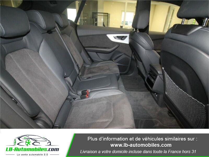 Audi Q8 50 TDI Gris occasion à Beaupuy - photo n°11