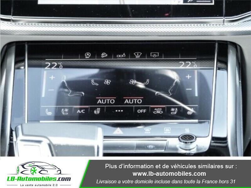 Audi Q8 50 TDI Blanc occasion à Beaupuy - photo n°12