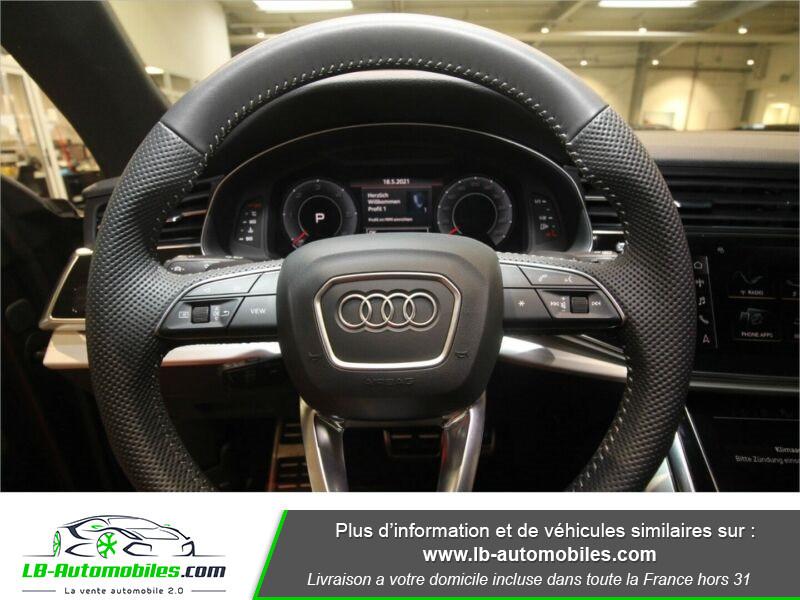 Audi Q8 50 TDI Gris occasion à Beaupuy - photo n°9