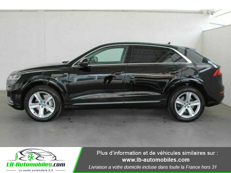 Audi Q8 50 TDI Noir occasion à Beaupuy - photo n°5
