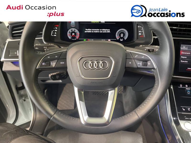 Audi Q8 Q8 50 TDI 286 Tiptronic 8 Quattro Avus Extended 5p Blanc occasion à Seynod - photo n°12