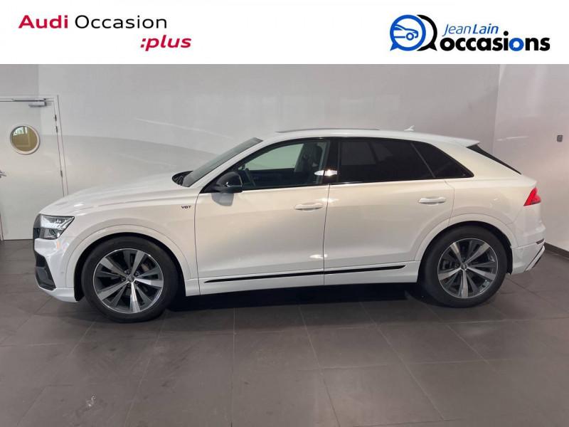 Audi Q8 Q8 50 TDI 286 Tiptronic 8 Quattro Avus Extended 5p Blanc occasion à Seynod - photo n°8