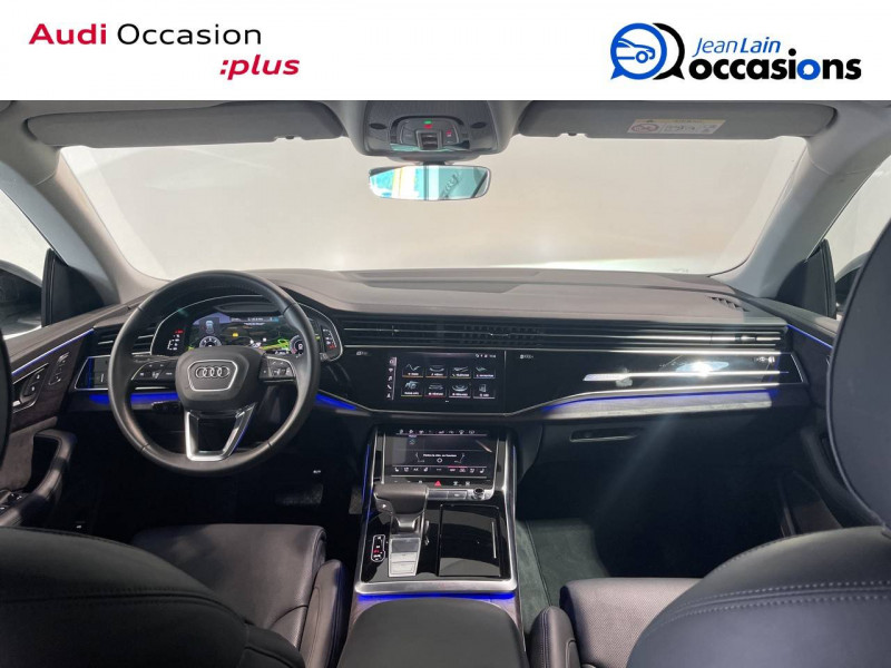 Audi Q8 Q8 50 TDI 286 Tiptronic 8 Quattro Avus Extended 5p Blanc occasion à Seynod - photo n°18